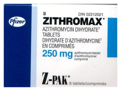 zithromax z-pak financial assistance