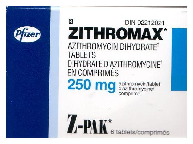zithromax z-pak financial assistance
