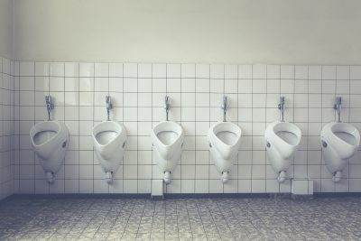 urinals overactive bladder