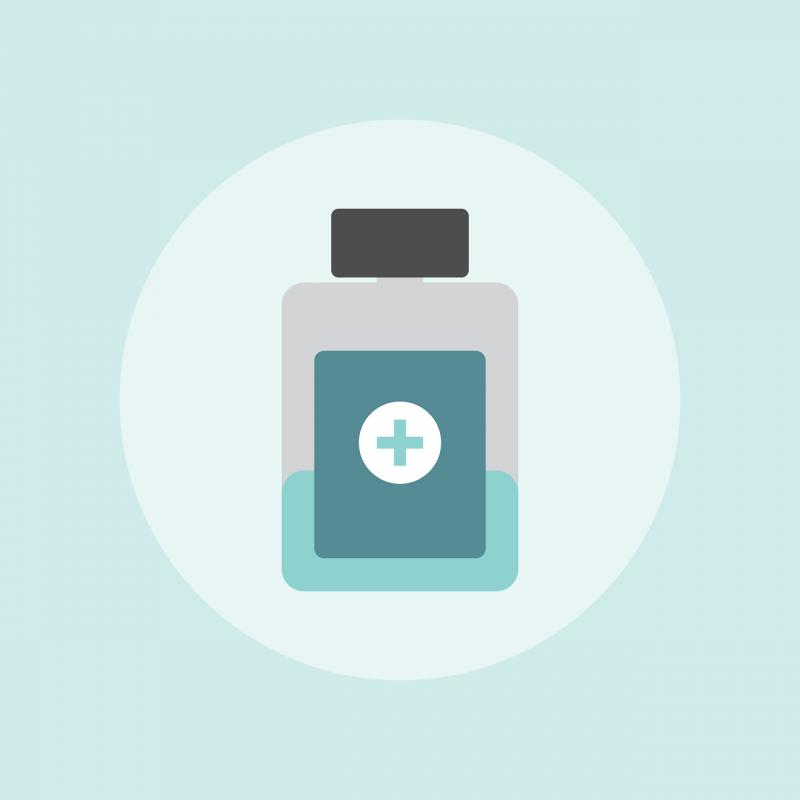 generic label medication cartoon